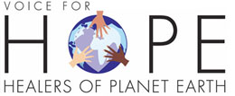 Voice for HOPE - Healers Of Planet Earth