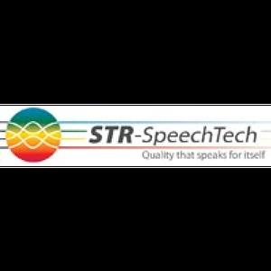 STR SpeechTech logo