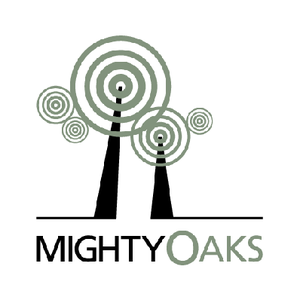 Mighty Oaks logo