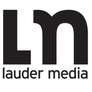 Lauder Media Inc. logo