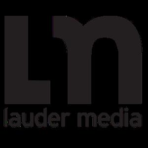 Lauder Media Inc. logo