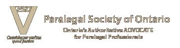 Paralegal Society of Ontario