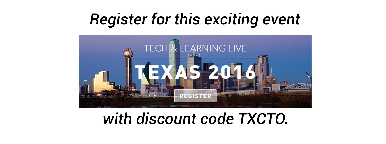 Tech & Learning Live