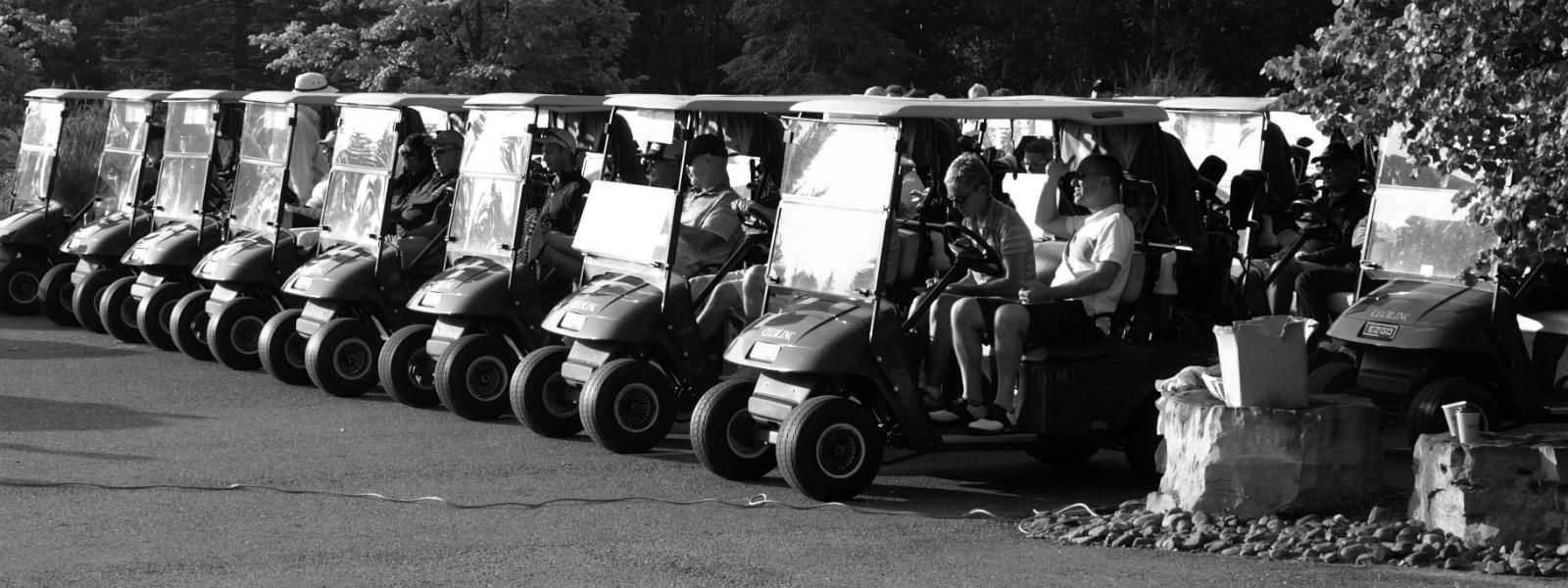 Annual TIAO Golf Tournament
