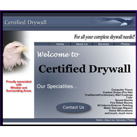 Certified Drywall