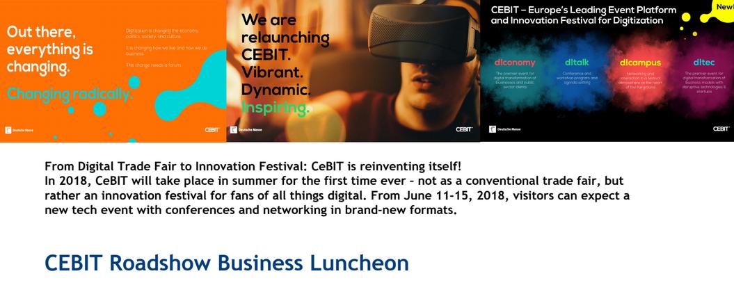 global chamber phoenix phx cebit roadshow business luncheon