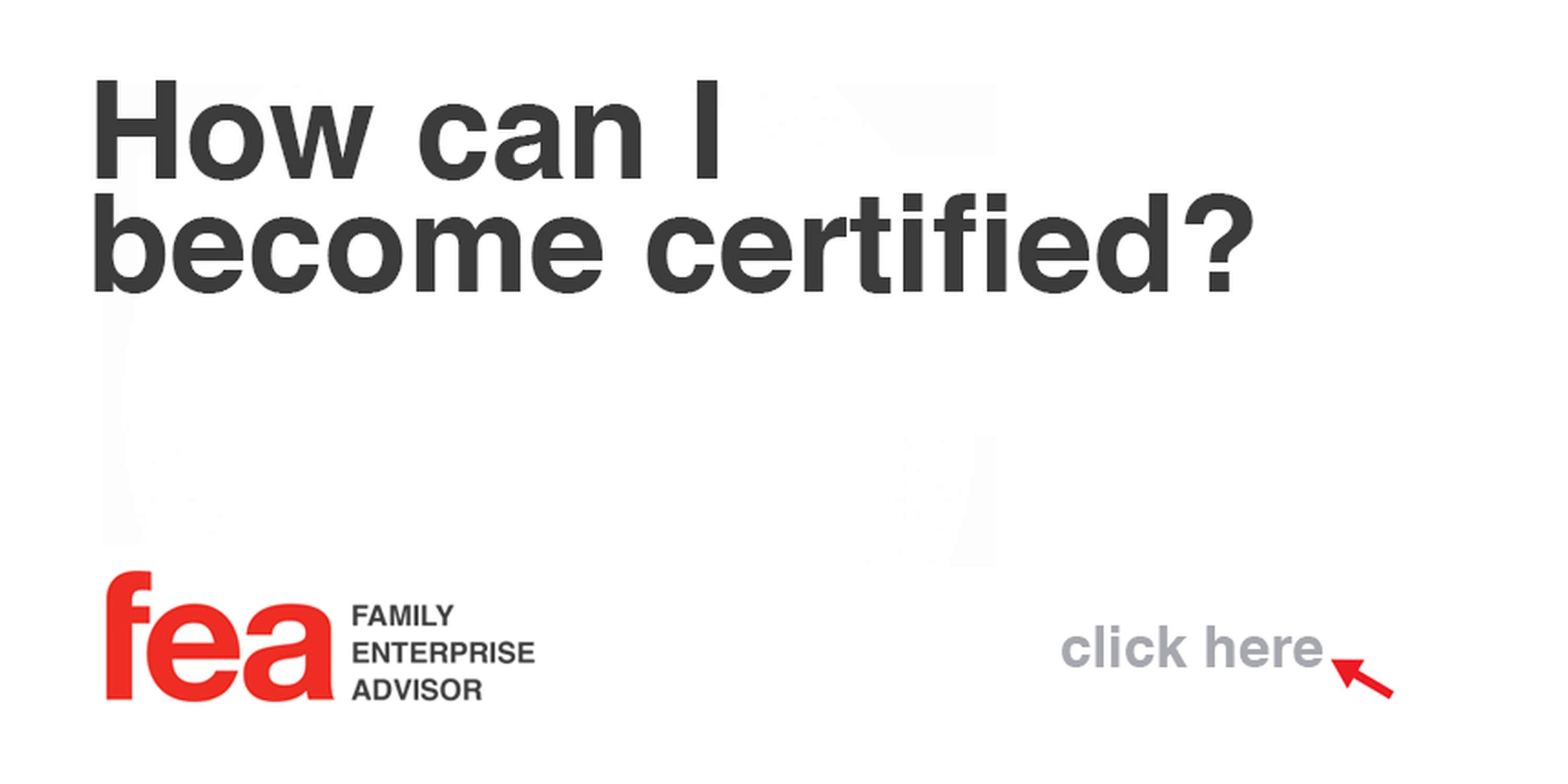 How Can I Become Certified?1