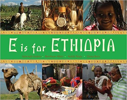 E is for Ethiopia