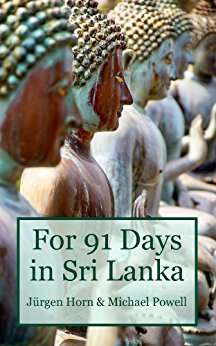 For 91 Days in Sri Lanka