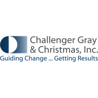 Challenger Gray and Christmas Logo