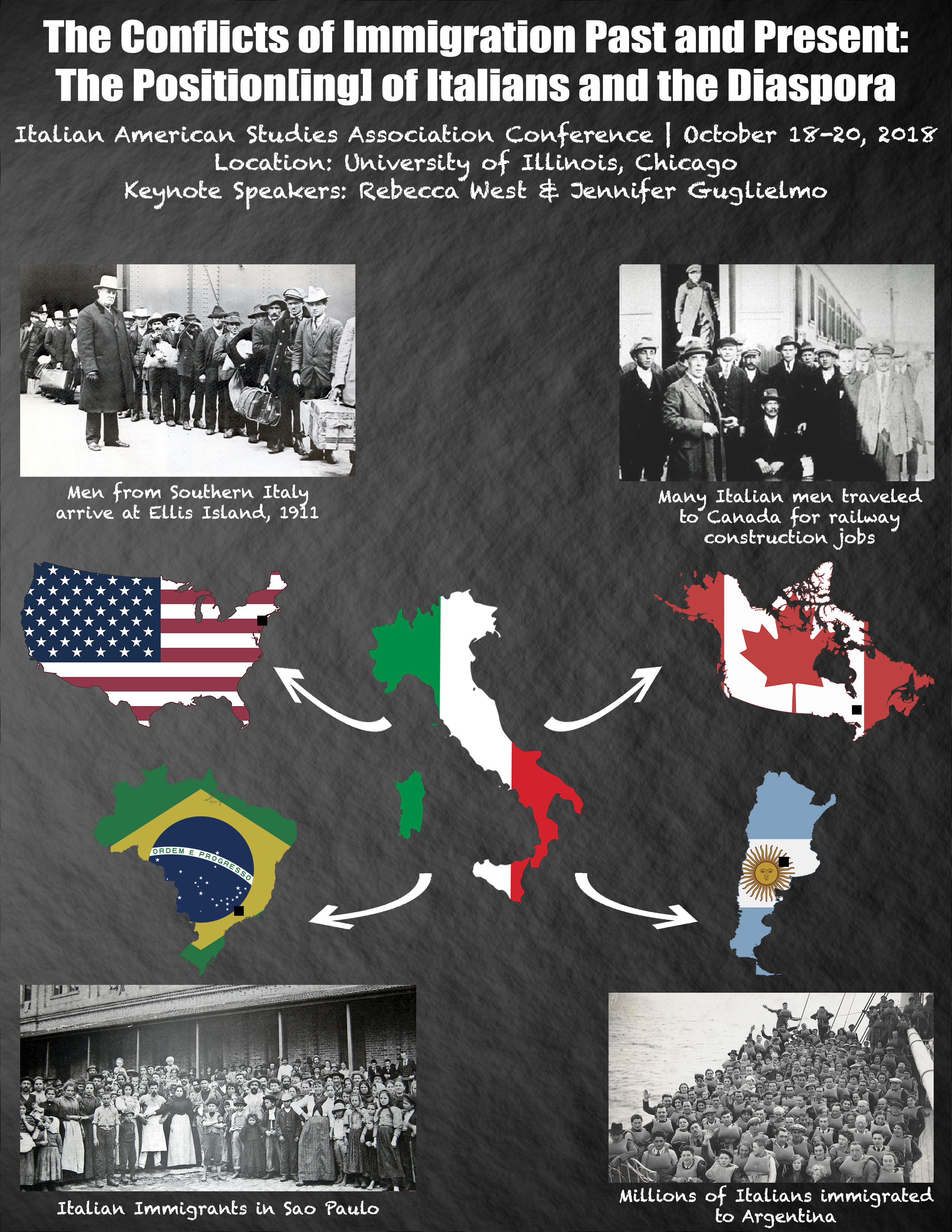 c3e6d98c7f0 2018 Italian American Studies Association (IASA) Conference
