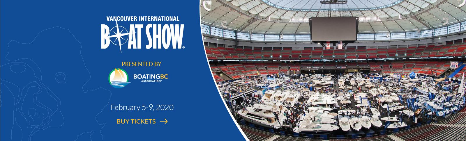 Boat Show, British Columbia, Vancouver