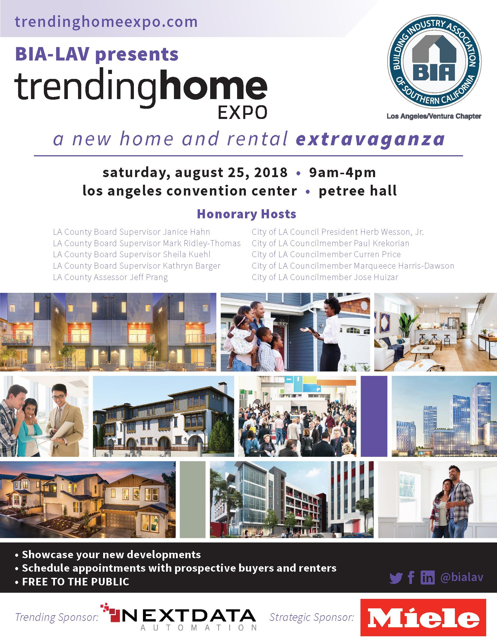 BIASC LA/Ventura | Trending Home Expo
