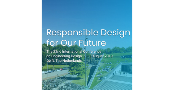 Design Research Society Call For Papers 22nd International Conference On Engineering Design Delft The Netherlands