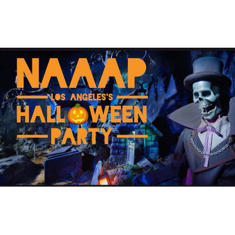 NAAAP Los Angeles | A Haunted Employee Social Mixer: Don't Work