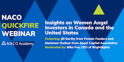 Insights on Women Angel Investors in Canada and the United States Thumbnail