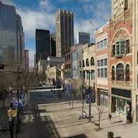 Calgary's Stephen Avenue District