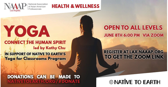 Naaap Los Angeles Naaap And Yoga With Us