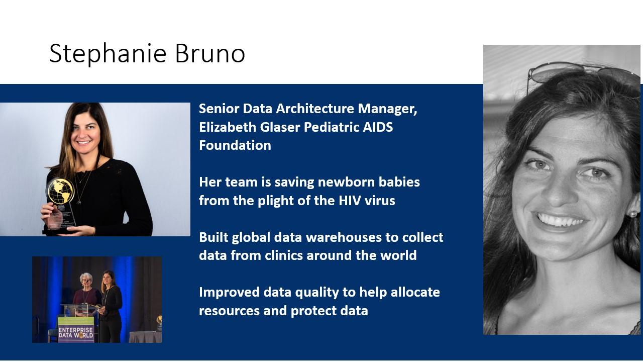 Stephanie Bruno - DAMA International Excellence - 2019