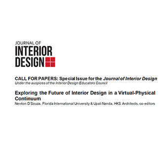 Fiu Calendar 2022.Design Research Society Call For Abstracts Special Issue For The Journal Of Interior Design