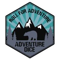 Adventure Dice