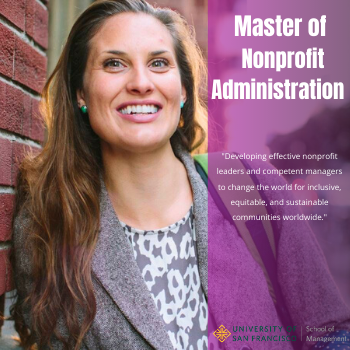 Master of Nonprofit Administration