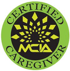 MCIA Certified Caregiver Logo