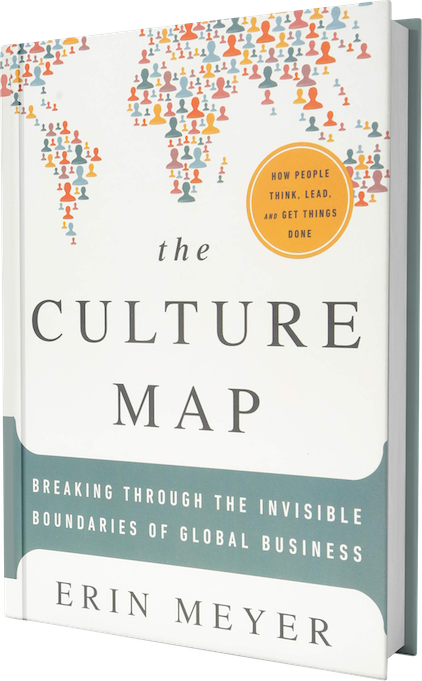 The Culture Map - Book Jacket