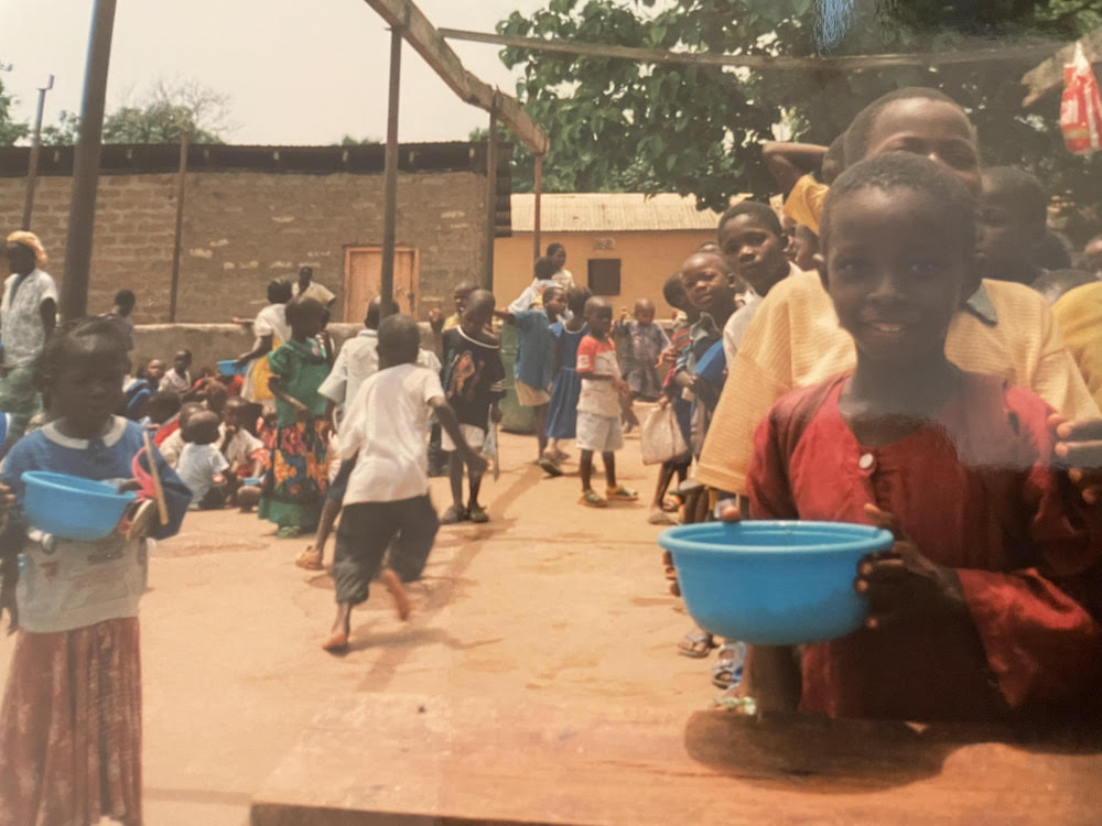Refugees in Guinea