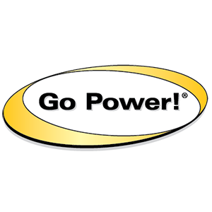 Go Power! logo