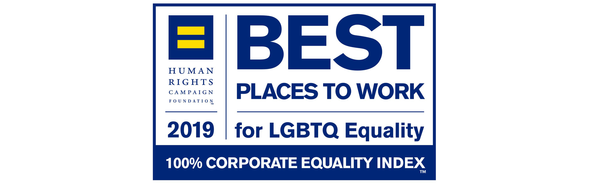 HRC CEI 2017 Best Places to Work for LGBT Equality
