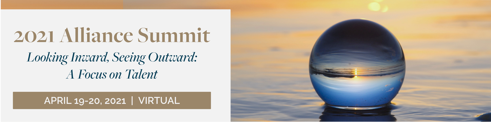 2021 Alliance Summit: April 19-20