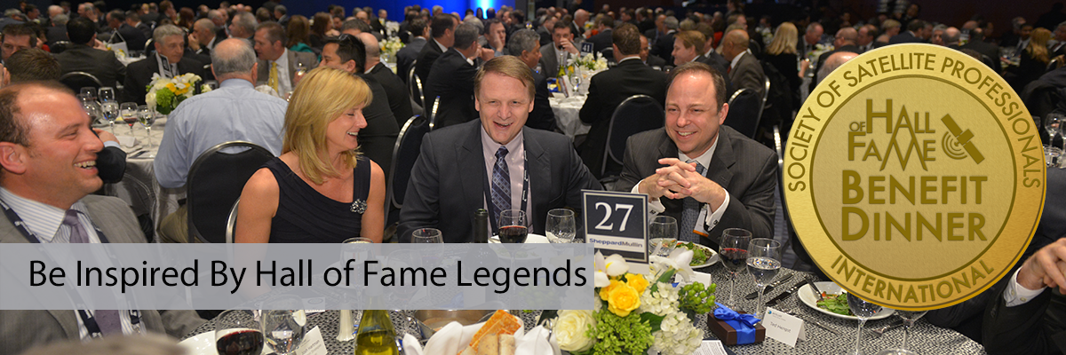 Dine With Legends...And Be Inspired!