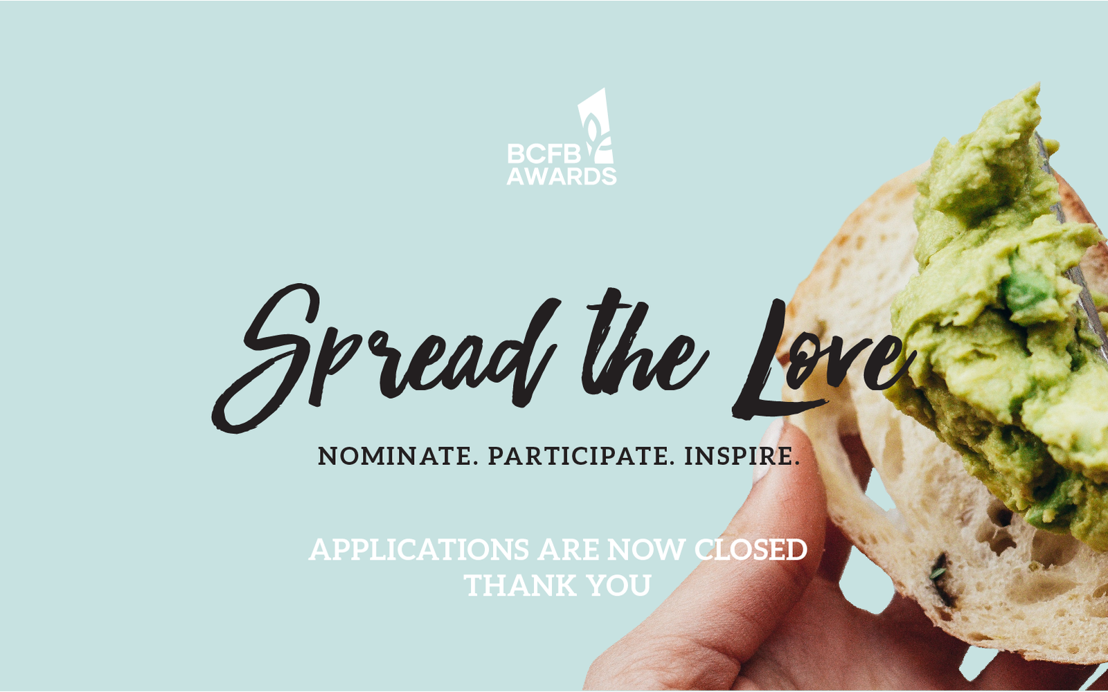Nominate for BCFB Awards