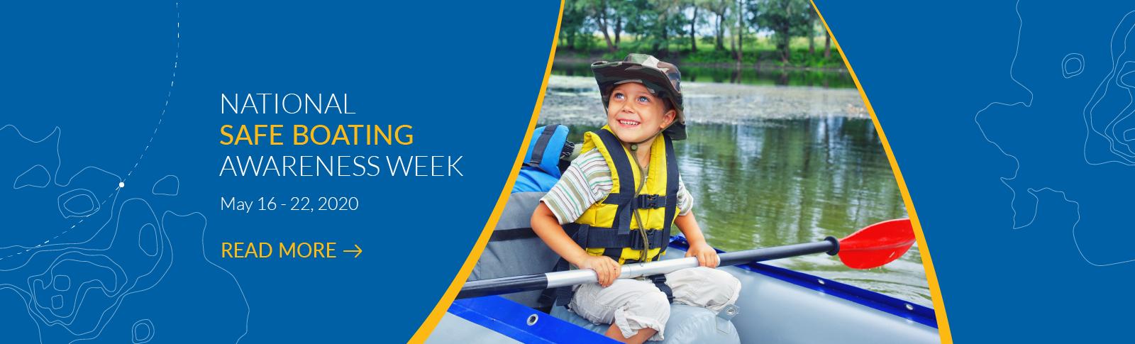 Safe Boating Tips, national safe boating awareness week