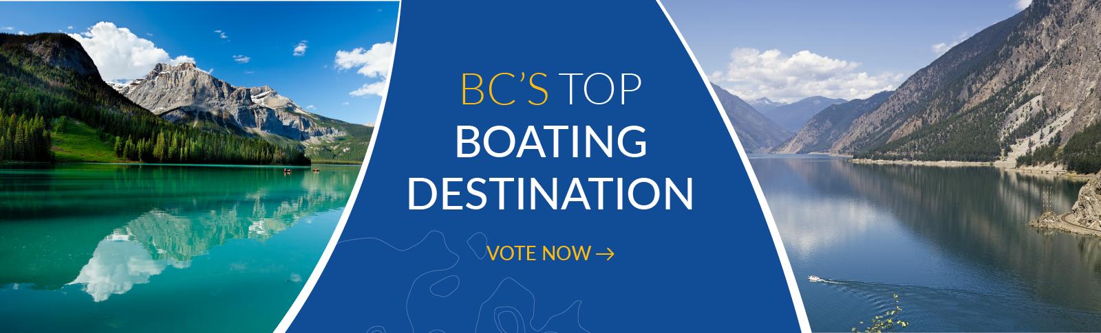 Top Boating Destination BC