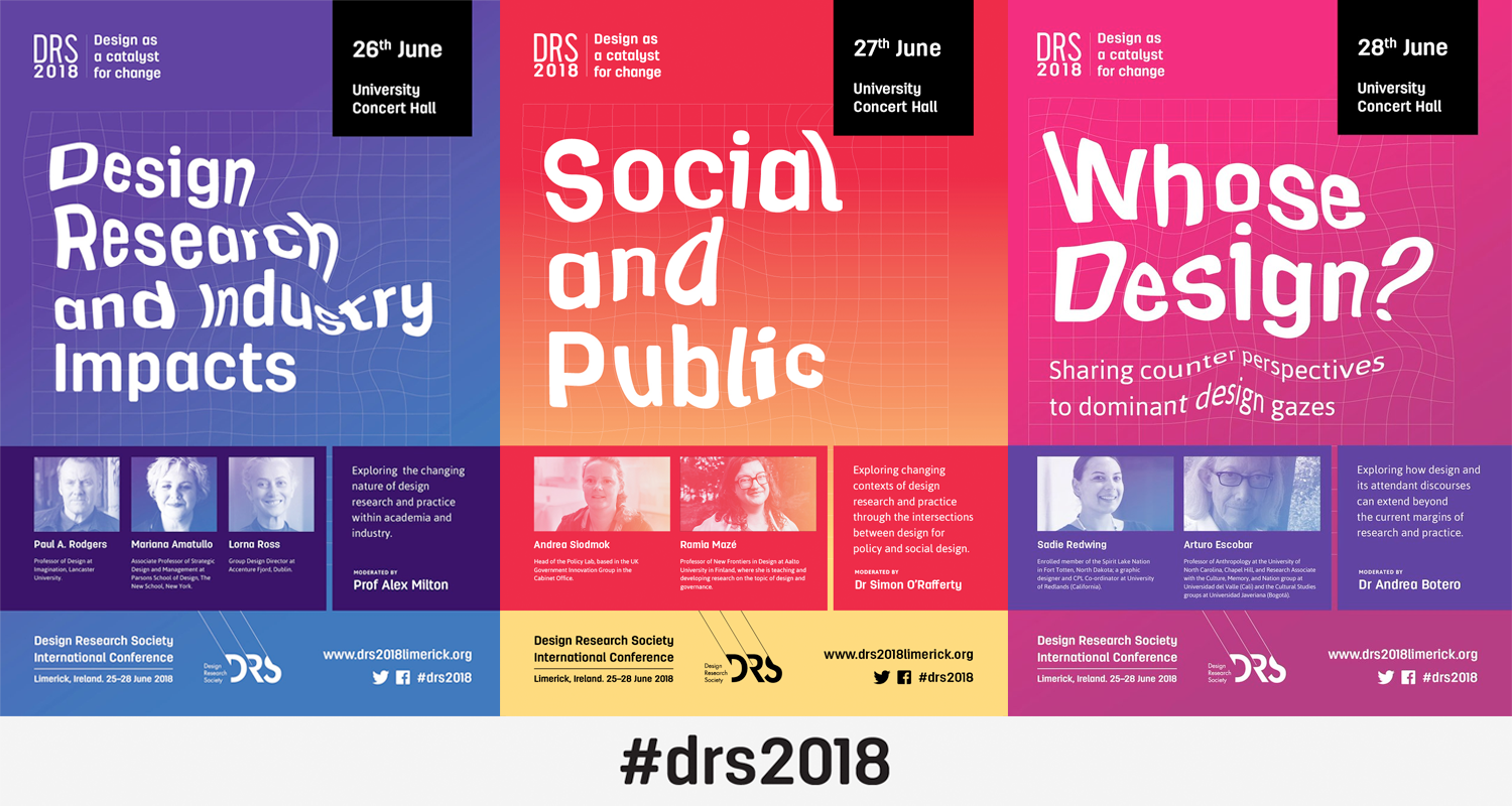 Design Research Society Conference 2018