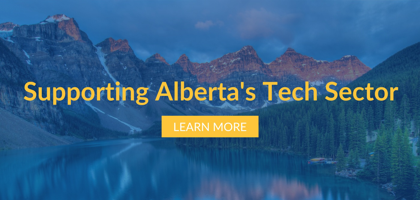 Supporting Alberta's tech sector. Learn more.