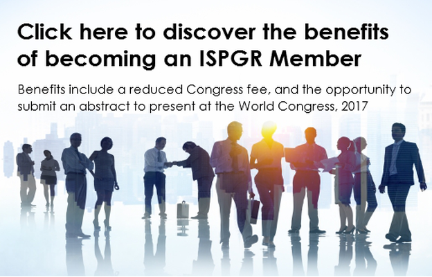 Become an ISPGR Member