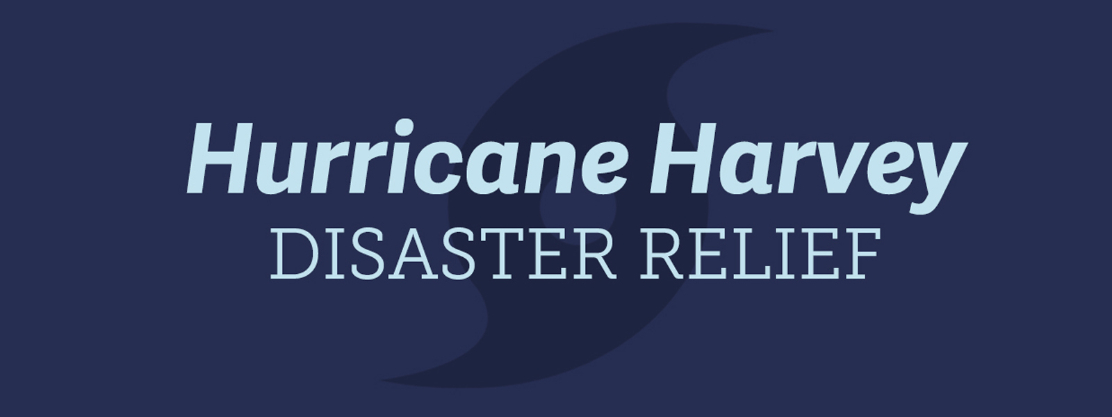 Hurricane Harvey Disaster Relief Resources