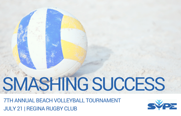 Smashing Success Beach Volleyball