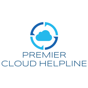 Premier Cloud Helpline logo