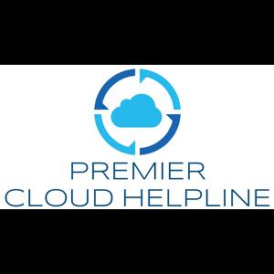 Premier Cloud Helpline logo