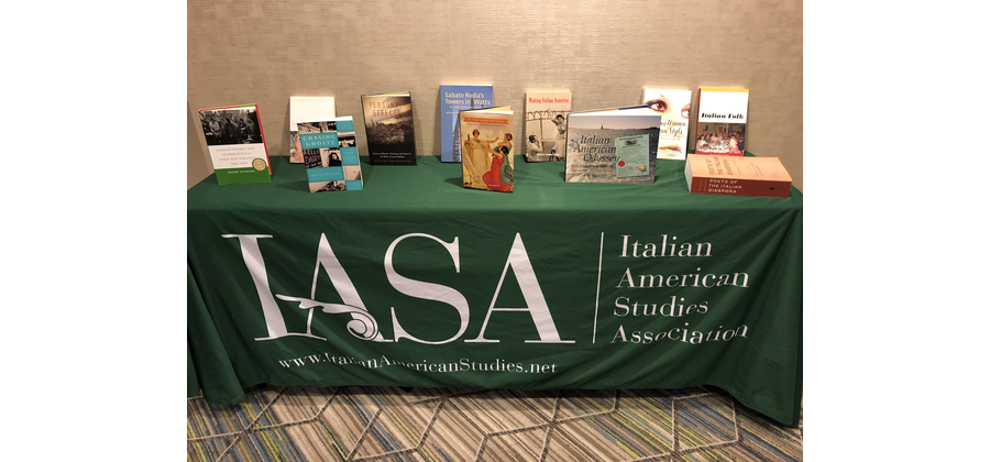 IASA Book Display Table DC 2017