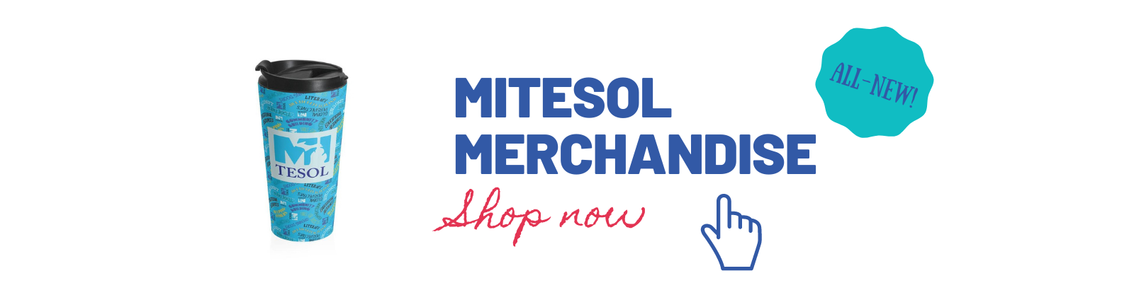 Shop the MITESOL store today!