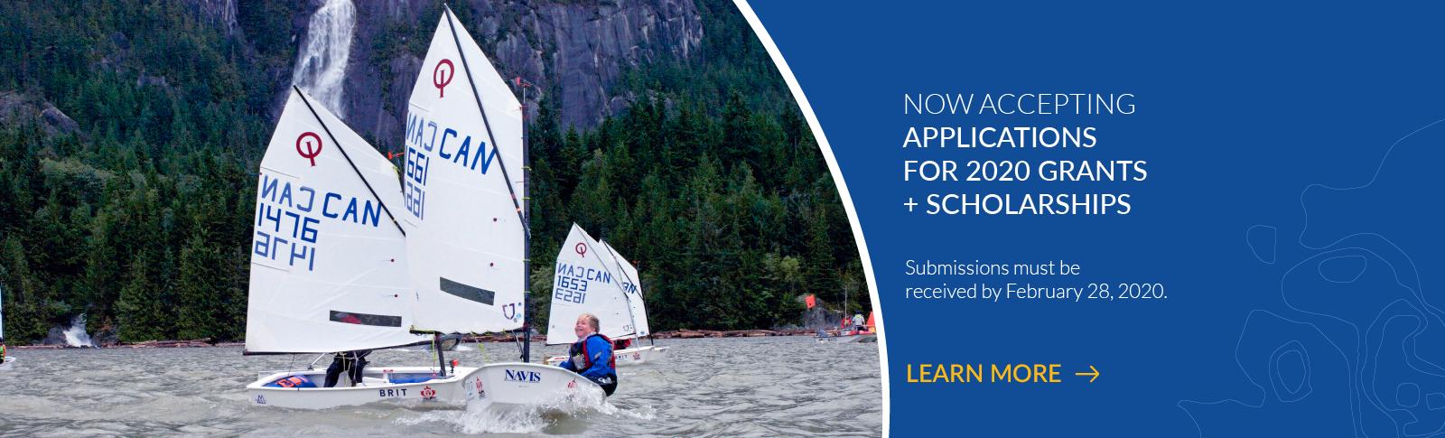 Grants, Sponsorship, Boating Industry